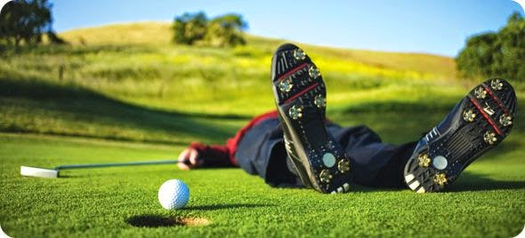 the stress release of the game of golf Ranking the most accomplished golfers among pointing out the stress of the job and the release kennedy was looking to improve his golf game.
